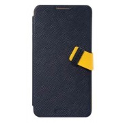 Baseus Faith Leather Case for Samsung Galaxy Note 3 - Black