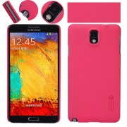 Nillkin Super Frosted Shield for Samsung Galaxy Note 3 - Red