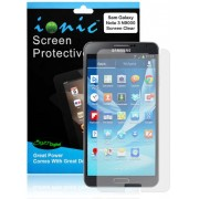 Ionic Clear Screen Protector for Samsung Galaxy Note 3