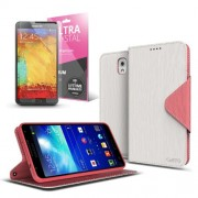 Cellto Premium Wallet Case for Samsung Galaxy Note 3