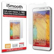 iSmooth Ultra Premium HD Screen Protector for Samsung Galaxy Note 3