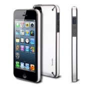 Poetic Atmosphere Case for Apple iPhone 5/5S - Clear/Gray (Original)