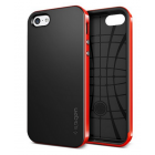Spigen Neo Hybrid Case for iPhone 5C - Dante Red (Original)