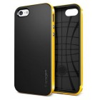 Spigen Neo Hybrid Case for iPhone 5C - Reventon Yellow (Original)