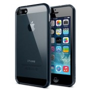 Spigen Ultra Hybrid Case for iPhone 5/5S - Metal Slate (Original)