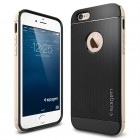Spigen Neo Hybrid Metal Case for iPhone 6 (4.7-Inch) Champagne Gold