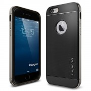 Spigen Neo Hybrid Metal Case for iPhone 6 (4.7-Inch) Space Gray