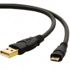 Mediabridge 2.0 High-Speed Gold-Plated Micro-USB to USB Cable (6 Feet)