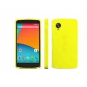 Official Google Bumper Case for Google Nexus5 Yellow