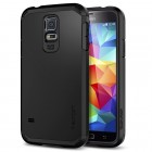 Spigen Tough Armor Case for Galaxy S5 Smooth Black