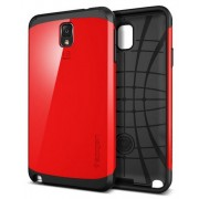 Spigen Slim Armor Case for Samsung Galaxy Note 3 - Crimson Red (Original)