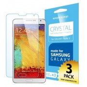 Spigen Crystal Clear Screen Protector for Samsung Galaxy Note 3 (Original)