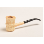 Great Dane Spindle Corn Cob Pipe - Bent (1-Pipe)