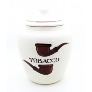 Savinelli Tobago Ceramic Tobacco Jar Big